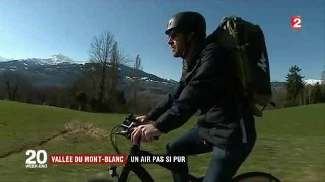Vallée du Mont-Blanc : un air pas si pur
