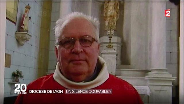 Pédophilie : le cardinal Barbarin dans la tourmente pour non-dénonciation de faits
