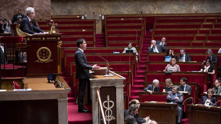 (La procédure d'urgence a été modifiée à l'Assemblée sur initiative du gouvernement © Maxppp)