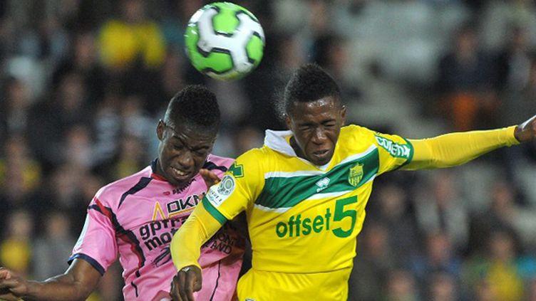 Abdoulaye Touré (Nantes) (FRANK PERRY / AFP)