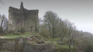 La petite commune médiévale de Domfront, dans l'Orne, cherche à attirer les touristes. La mairie a donc fait appel aux talents d'un écrivain pour qu'il y plante le décor de son prochain roman. (FRANCE 2)