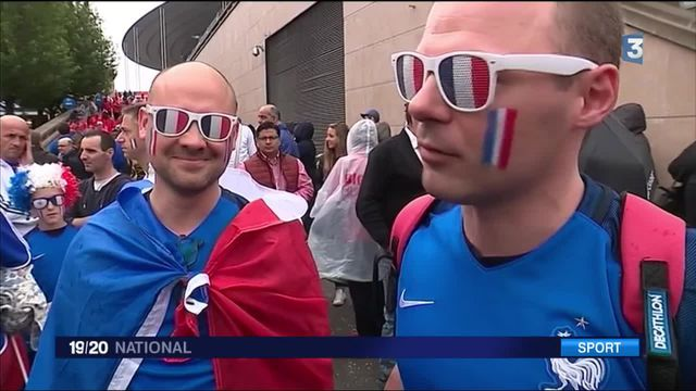 Euro 2016 : les Bleus face au défi islandais