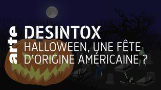 Désintox. Non, Halloween n'est pas une fête originaire des États-Unis (ARTE/2P2L)