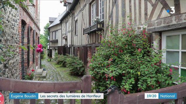 Honfleur : la cité des peintres