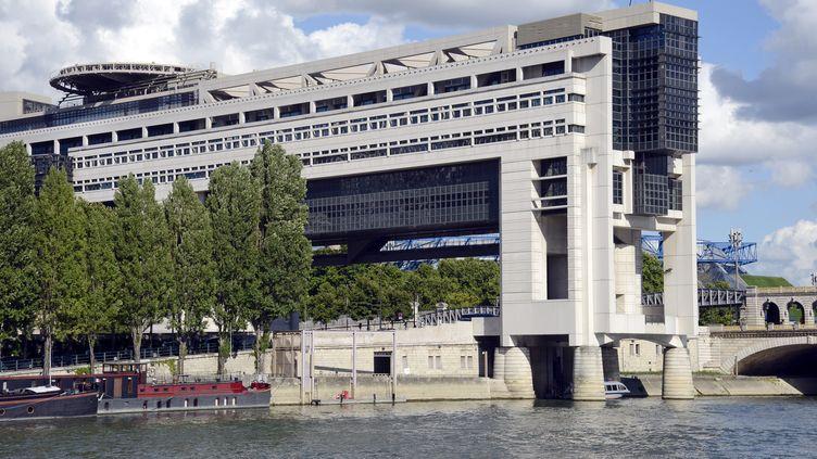 Le ministère de l'Economie et des Finances, le 9 août 2013 à Paris. (BERTRAND GUAY / AFP)