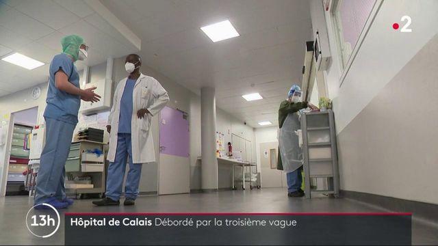 Covid-19 : plongée dans le quotidien des soignants en réanimation à Calais