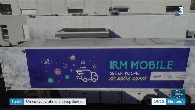 Bretagne : une IRM mobile pour lutter contre les déserts médicaux
