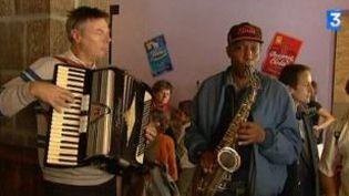 Laroquebrou, plus gros festival de Boogie Woogie du monde  (Culturebox)