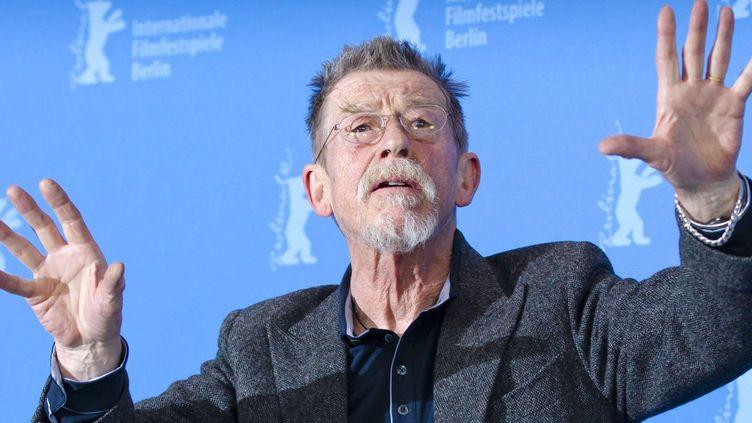 John Hurt au Festival de Berlin en 2013  (Markus Schreiber/AP/SIPA)