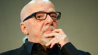 L'auteur brésilien Paulo Coelho en Allemagne, le 8 octobre 2014. (ARNE DEDERT / DPA / AFP)