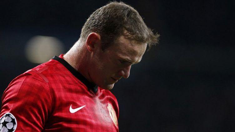 Wayne Rooney (Manchester United) (CESAR MANSO / AFP)