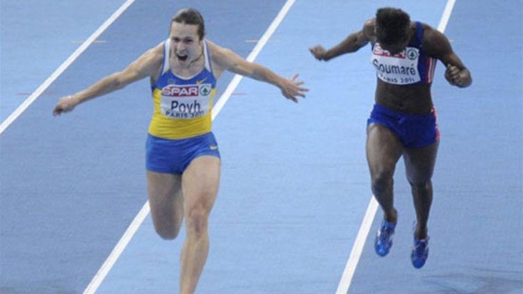 L'Ukrainienne Povh a le dernier mot sur le 60m féminin