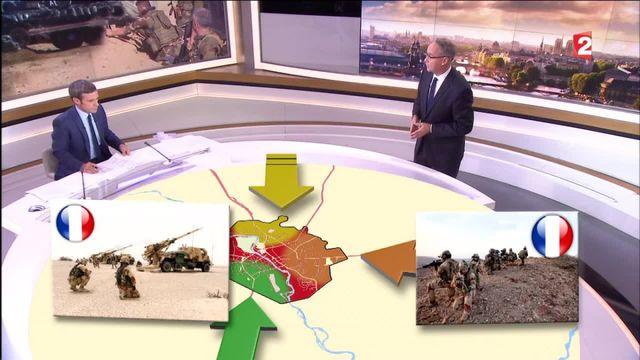 Bataille de Mossoul : quelle est la stratégie de l'armée irakienne et de la coalition