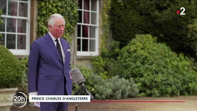 l'hommage du prince Charles à son père ?