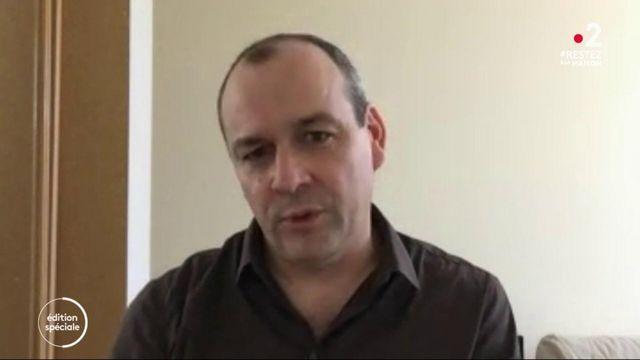 Laurent Berger, leader de la CFDT.