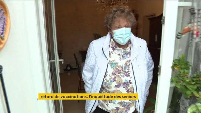 Vaccin contre le Covid-19 : des retards importants inquiètent les personnes âgées