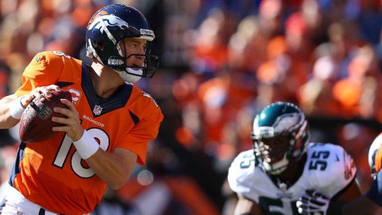 Peyton Manning, le quaterback des Broncos