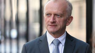 Michel Deneken, le président de l'université de Strasbourg. Ici en septembre 2016. (JEAN-MARC LOOS / MAXPPP)