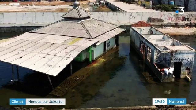 Indonésie : Jakarta, la capitale menacée par les eaux va être déplacée sur l'île voisine