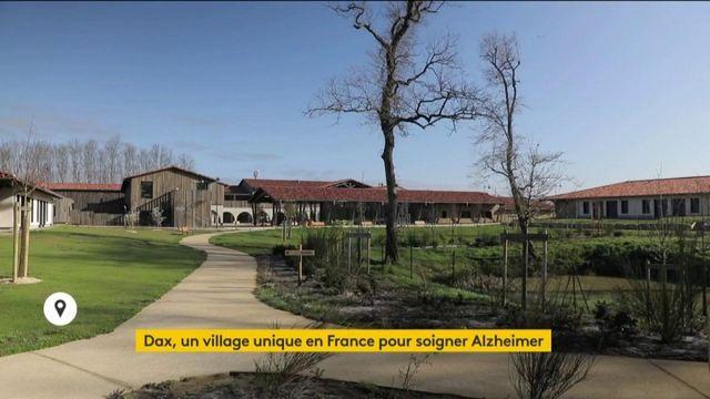 BON Un village unique en France pour soigner Alzheimer