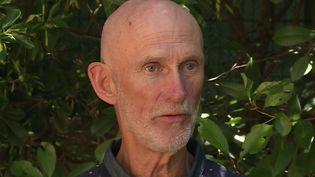 Pendant cinq jours et cinq nuits, André, 70 ans, s'est retrouvé seul et perdu sur une corniche à 900 mètres d'altitude. (FRANCE 2)