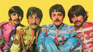 """""""Sgt Pepper's Lonely Hearts Club Band"""" a aussi été considéré comme un gisement de chansons à adapter en français. (DR)"""