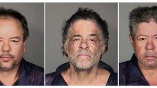 Ariel, sur la photo, OniletPedro Castro ont tous les trois étéinterpellés lundi 6 mai 2013, àCleveland (Ohio, Etats-Unis). Seul Ariel a été inculpé. (CLEVELAND POLICE DEPARTMENT / AFP)