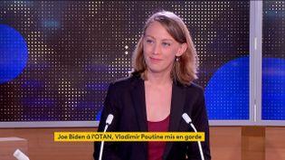 Clémentine Fauconnier (FRANCEINFO)