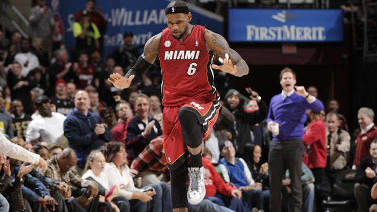 LeBron James (Miami Heat)