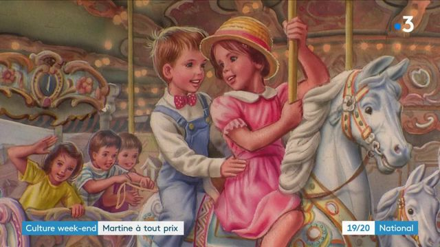 Martine : vente aux enchères inédites samedi 27 avril