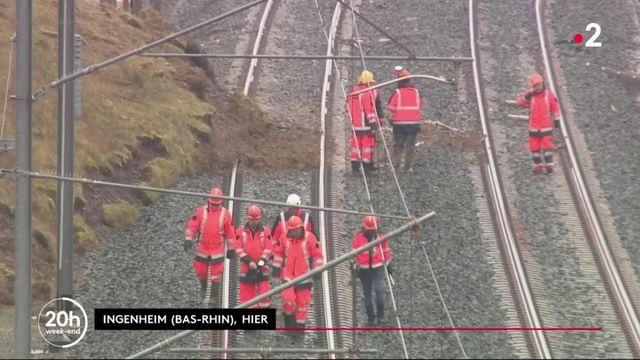 Déraillement d'un TGV dans le Bas-Rhin : comment mieux sécuriser les voies