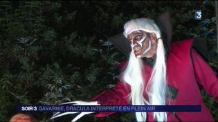 Dracula joué au cirque de Gavarnie (France 3)