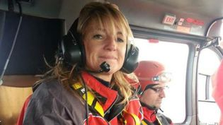 "Corinne Gonet en mission en Angleterre : ""Ici, on n'a pas l'habitude d'hospitaliser les gens, on les renvoie chez eux"" (CORINNE GONET)"