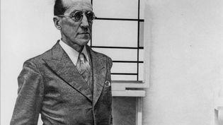Des œuvresdu peintre Piet Mondrian venues directement des Pays-Bas sont exposées en ce moment au musée Marmottan de Paris. Avant de devenir une star de l'art abstrait, le peintre avait signé des portraits et des paysages beaucoup plus classiques. (CAPTURE D'ÉCRAN FRANCE 3)