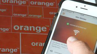 La panne de réseau de téléphonie (ADSL et mobile) qui touche lundi 14 mai le Pays de Savoie concerne notamment les clients Orange (image d'illustration). (MAXPPP)