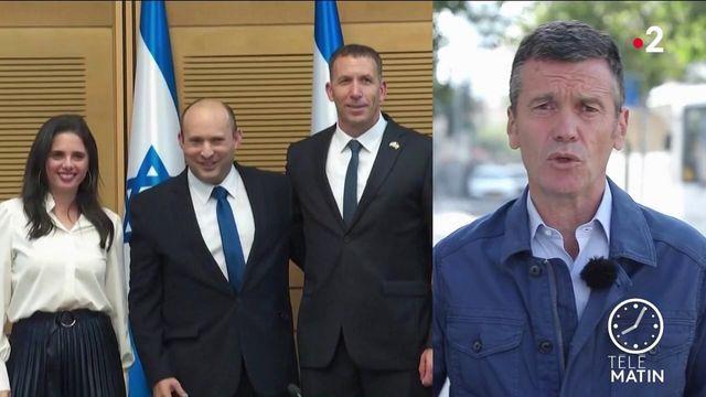 Israël : Benjamin Netanyahou chassé du pouvoir par le gouvernement de coalition