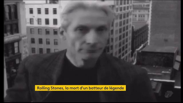 Musique : Charlie Watts, pilier des Rolling Stones, est décédé