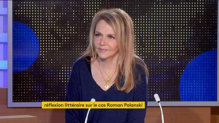 Nathalie Rheims (FRANCEINFO)