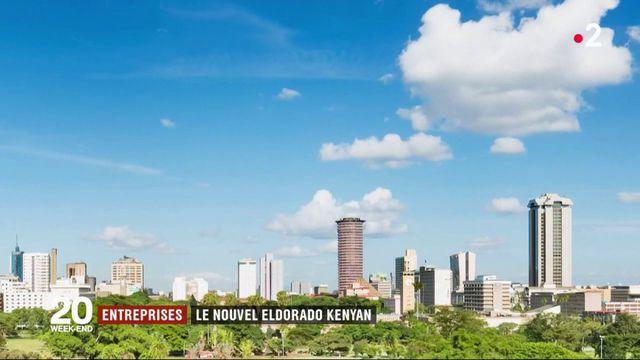 Entreprises : le nouvel eldorado kenyan