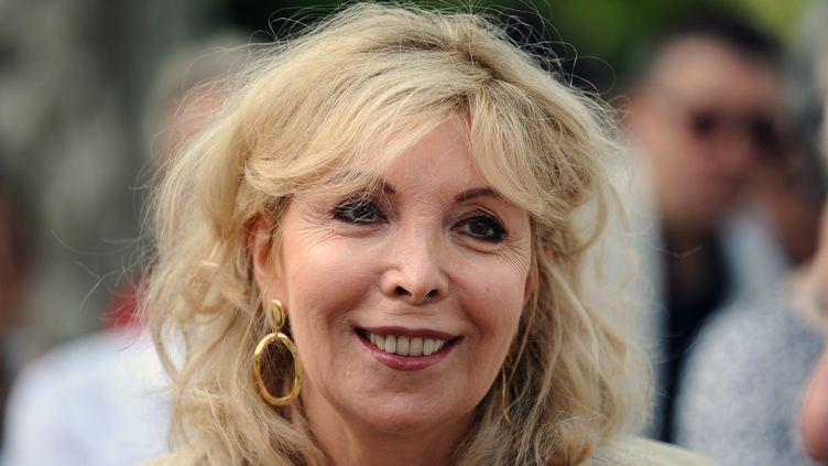 Maryse Wolinski, la veuve de Georges Wolinski  (Rémy Gabalda / AFP)