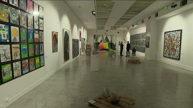 Exposition Basquiat à Abbeville