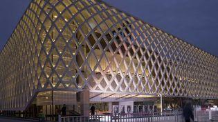 Shanghai, le pavillon français de l'exposition universelle de 2010  (J.P. Planchon / SIPA)