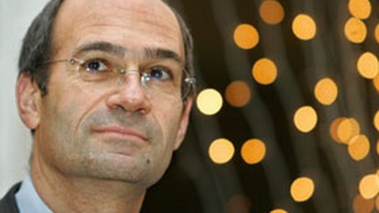 Eric Woerth, ministre du Budget (© AFP / Pierre Andrieu)