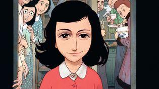 """""""Le journal d'Anne Frank"""", d'A. Folman et D. Polonsky (EDITIONS CALMANN-LEVY)"""
