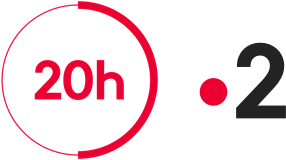 Logo 20 heures / France 2